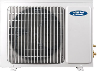 General Climate Air Conditioners Service Manuals PDF