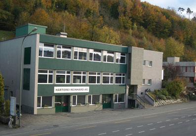 Gebäude Härterei Reinhard AG