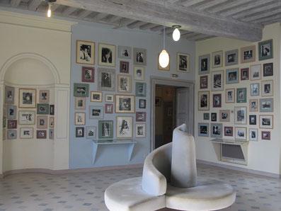 Le domaine équestre des Grilles, à proximité du Musée Colette