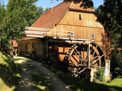 Meuschenmühle (Foto: Gemeinde Alfdorf)