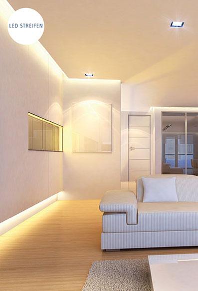 LED Streifen Sigor Luxillo Licht
