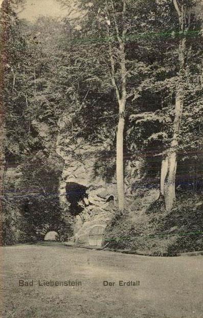 Ansichtskarte vom Verlag C. Jagemann Eisenach