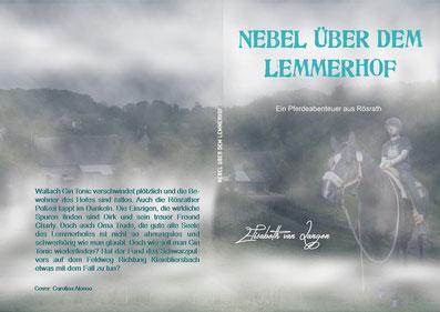 Nebel über dem Lemmerhof