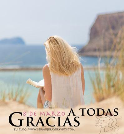 8 de marzo; 2020; Día de la mujer; blog; Naty Sánchez Ortega;