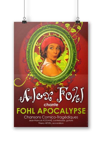 Affiche Fohl Apocalypse _ kosept.com