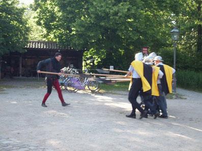 Mittelalter Ritterspiele