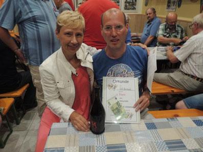 2. Platz für Ubl Bernhard aus Bockfliess