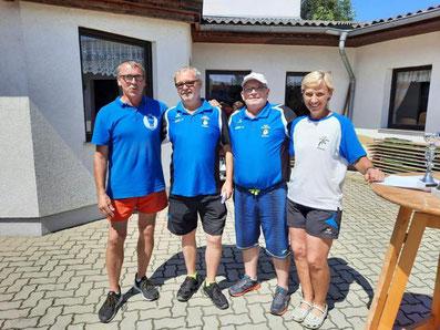 6. Platz Hohenau 2: Hartl, Palecek R.