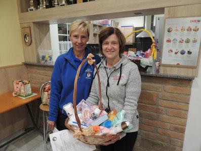 2. Platz für Platschka Waltraud vom SUS Mistelbach