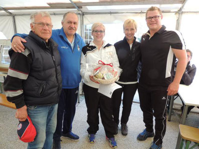 3. Platz SSV Bad Deutsch-Altenburg