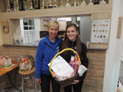 3. Platz für Wieser Claudia vom 1. ESV Bad Fischau/Brunn