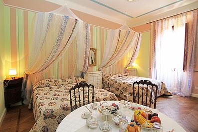CasaArtieri Camera PIZZI Room