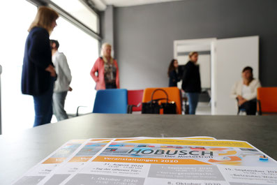 Die nächsten Termine im HOBUSCH3 in Dessau