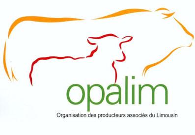 logo OPALIM élevage guinot oléron