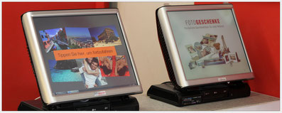 Sofortbilder von Digital, Smartphone, Fotos, Fototerminal