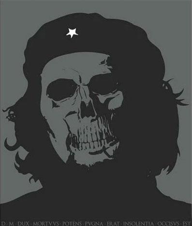 Frank Kozik Ded Che