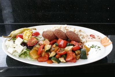 Vegetarisches von Mardin Kebab, Heide