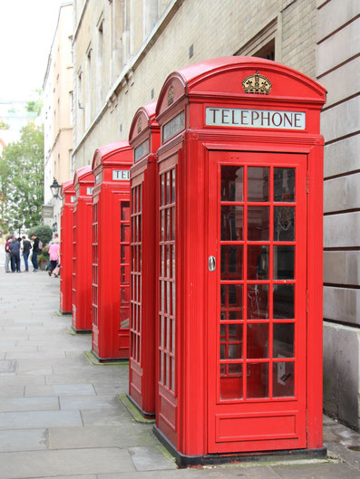 Telephone Booth London