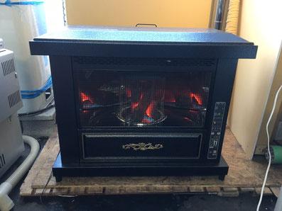 暖炉型石油ストーブの買取はプラクラへ♪高価で買取いたします。