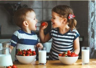 Ernährungsberatung für Kinder, in Schwangerschaft und Stillzeit