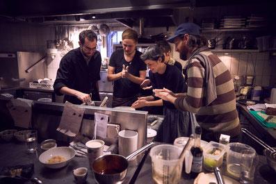 vegane Schulungen für Köche