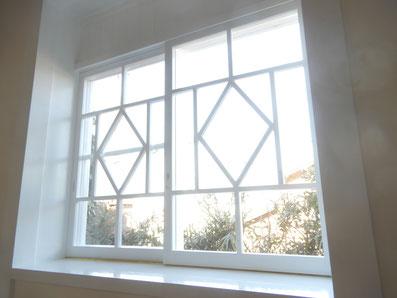 築90余年 古民家再生 洋間の窓 木製建具