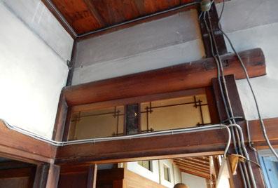 古民家修復工事 現場調査