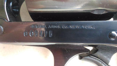 STARR ARMS CO NEW YORK
