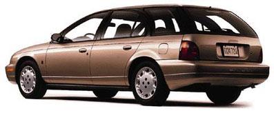Saturn wagon