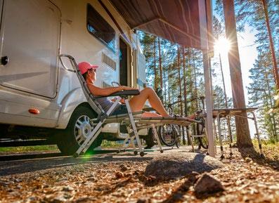 Camper Vans Vermietung in Heuchelheim nahe Gießen und Hungen
