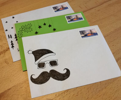 Wann Weihnachtskarten Versenden.Wie Verschickt Ihr Eure Weihnachtskarten Franzis Kreatives Chaoss