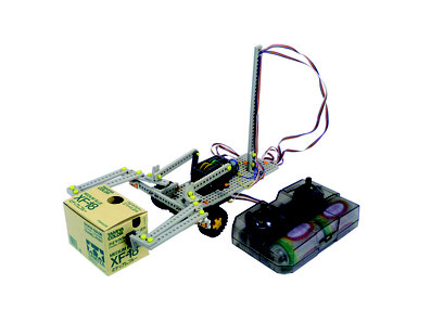 リモコンロボット製作セット