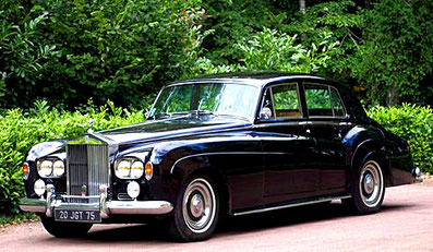 Rolls royce sc 3 de 1963