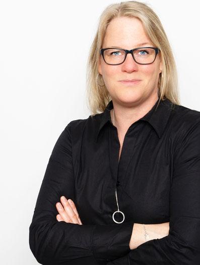 Anika Schön - Pixeldompteuse und Inhaberin der Werbeagentur MARKE ICH in Soltau