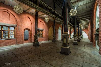 Im Rathaus zu Stralsund...und das zu später Stund