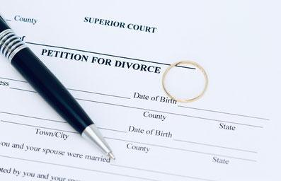 Ricorso per divorzio