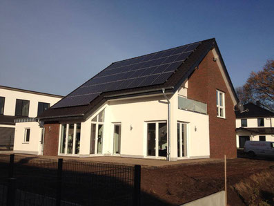 Photovoltaik-Anlage 9,8 KWp