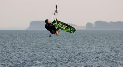 kitesurfen Ostsee
