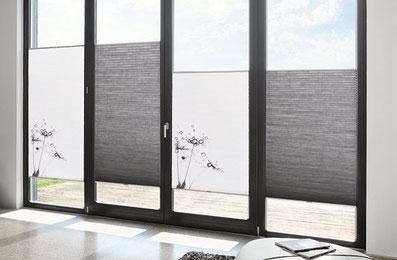 wabenplissees neue trends von mhz eingetroffen. Black Bedroom Furniture Sets. Home Design Ideas
