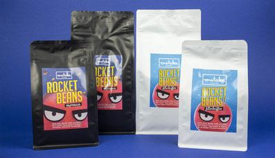 Rocket Beans Espresso und Filterkaffee