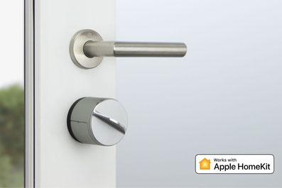 Apple HomeKit , Türschloss, Danalock V3