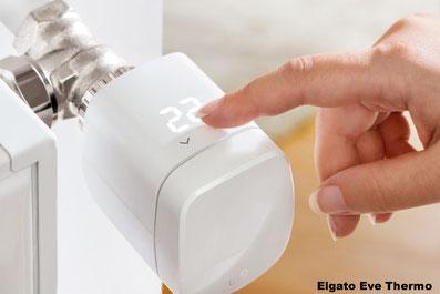 Elgato Eve Thermo HomeKit Heizungssteuerung