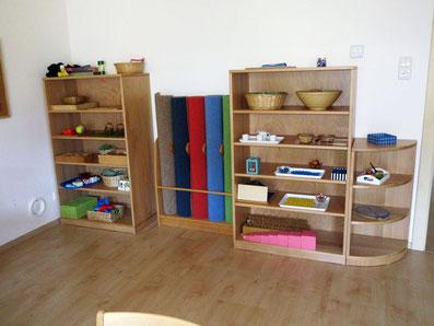 Das Gruppenzimmer