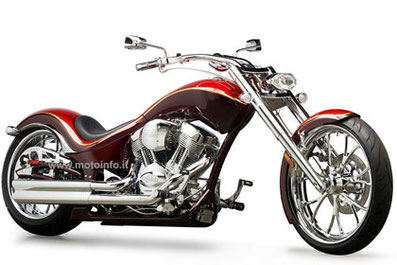 Big Dog il V-Twin Bike