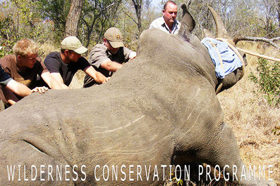Wilderness Conservation Programme