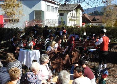 """Frühschoppen beim """"Landgasthof zum Scheiber"""""""