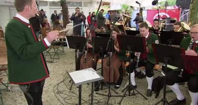 Zu Gast beim Hafenfest in Klagenfurt