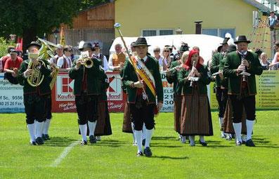 Regionsmarschwertung 2017 in Liebenfels