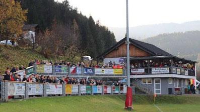 Die neue Sportanlage in Sirnitz