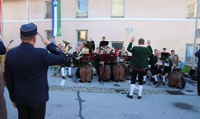 Abschnittstag und Feuerwehrfest in Feldkirchen